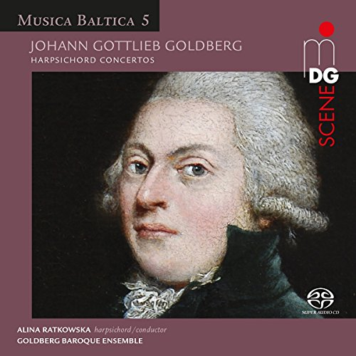 Goldberg: Harpsichord Concerto