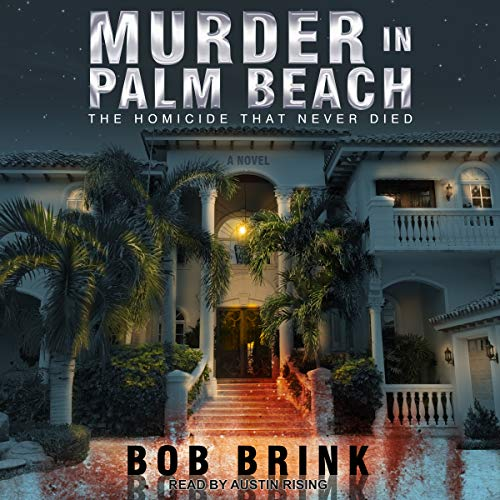 Murder in Palm Beach audiobook cover art