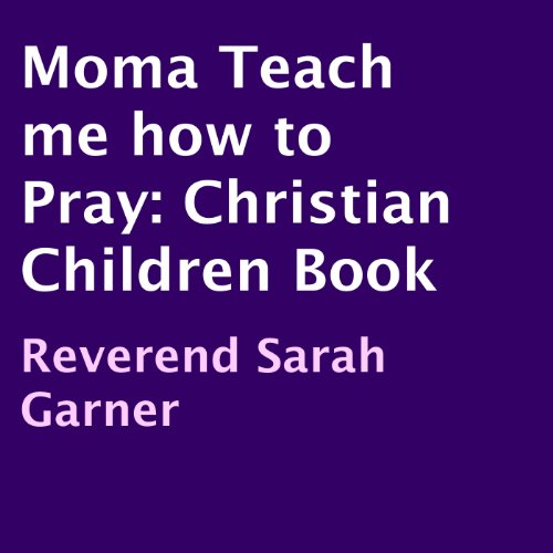 Momma Teach Me How to Pray audiobook cover art