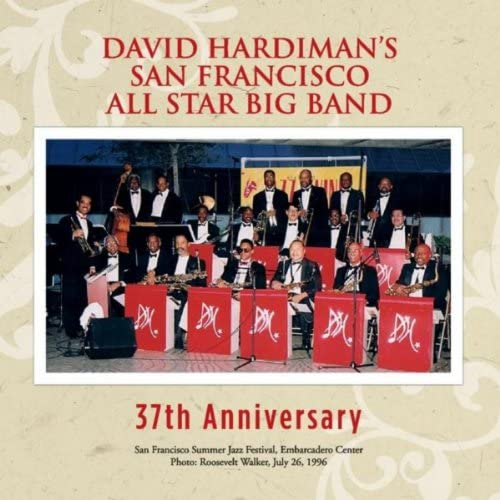 David Hardiman's San Francisco All Star Big Band