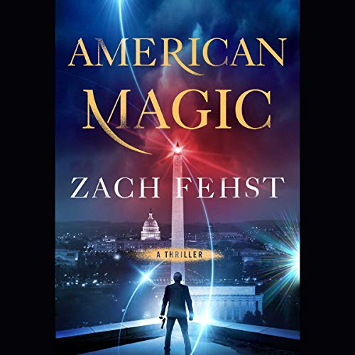 American Magic cover art