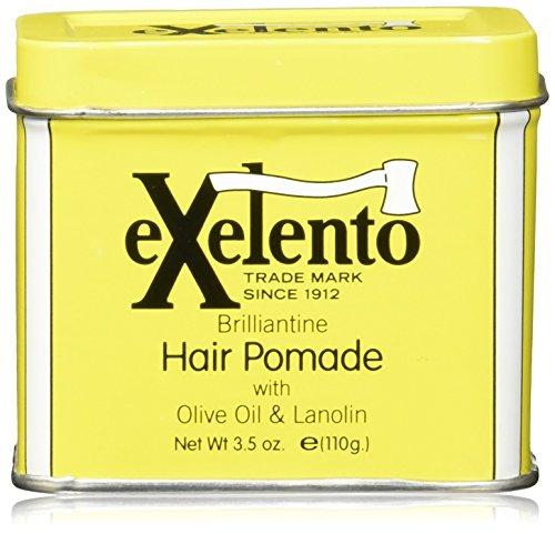 Murray's Exelento Brilliantine Hair Pomade 110 Gr 3.5 Oz New Fragrance by Murray's