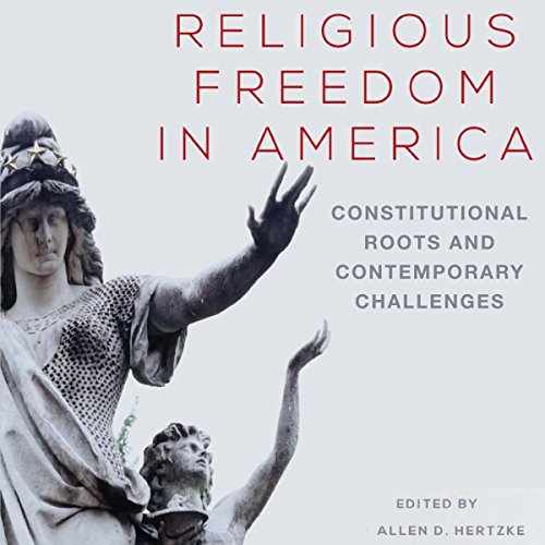 Religious Freedom in America audiobook cover art