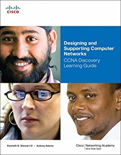 Designing and Supporting Computer Networks, CCNA Discovery Learning Guide by Kenneth Stewart (2008-05-09)