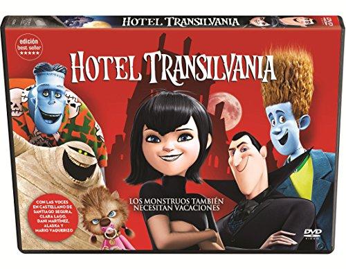Hotel Transylvania [Italia] [Blu-ray]: Amazon.es: Mark ...