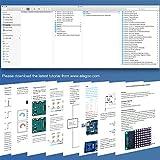 ELEGOOE Mega R3 Kit de Démarrage Ultime Le Plus Complet avec Manuel d Utilisation Français pour Débutants et Professionnels DIY Compatible avec Arduino IDE