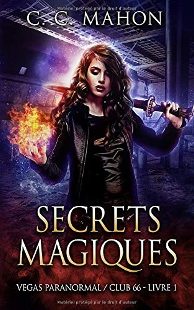 銛エクステント革新Secrets magiques (Vegas Paranormal/Club 66)