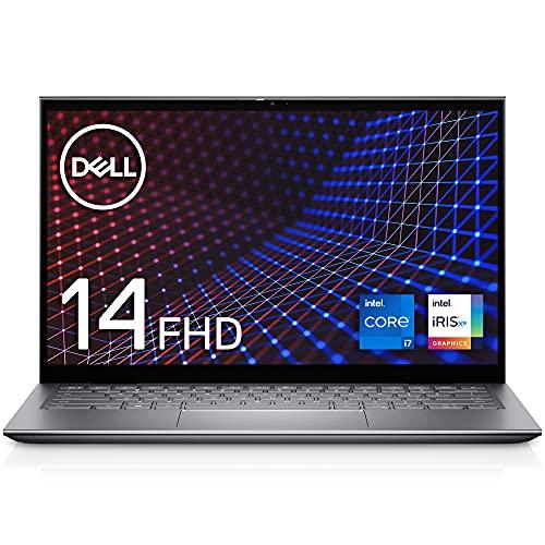 Dell モバイル2-in-1ノートパソコン Inspiron 14 5410 シルバー Win10/14FHD/Core i7-1165G7/16GB/1TB SSD/Webカメラ/無線LAN NI574CA-BNL【Windows 11 無料アップグレード対応】