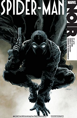 Spider-Man Noir #1 (of 4) (English Edition)