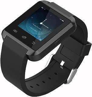 Colofan U8 Touch Screen Bluetooth Smart Watch with Camera - Black