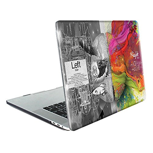 Funda MacBook Pro 13 2016 2017, TwoL Plástico Funda Dura Carcasa para MacBook Pro 13...