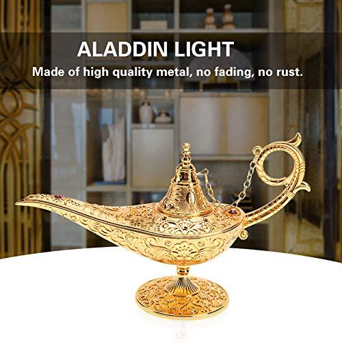 3D Relief Aladdin Light Decor Magic Genie Light Aladdin Light, Aladdin Decor, Collection pour la décoration de la Maison