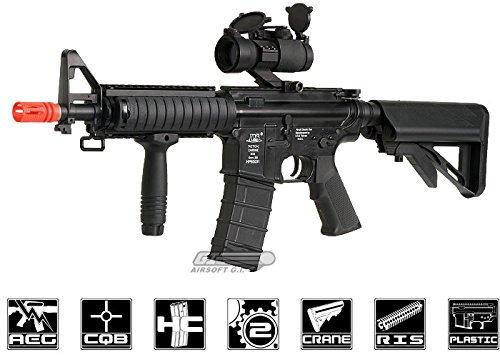ics m4 ris airsoft gun rifle aeg sport(Airsoft Gun)