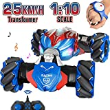 Product Image of the NQD RC Car, 1:10 Large Off Road Remote Control Monster Truck, Gesture Sensing...