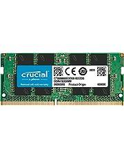 Crucial RAM CT8G4SFS824A 8GB DDR4 2400 MHz CL17 Memoria Laptop