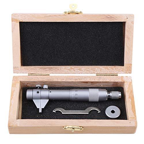 5-30 mm Reichweite Innenmikrometer, Edelstahl 0,01 mm Präzisionslochbohrung Innendurchmesser Manometer Industriemesswerkzeuge