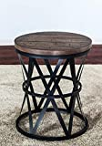 Lane Home Furnishings Barrel Table