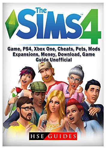 SIMS 4 GAME PS4 XBOX 1 CHEATS