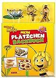 Die Biene Maja - Mein Plätzchen-Backbuch: Mit 3 Ausstechförmchen