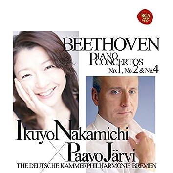 Beethoven: Piano Concertos No. 1, No. 2 & No. 4