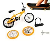 KT Stunt Finger Bike & Skateboard Set di Accessori