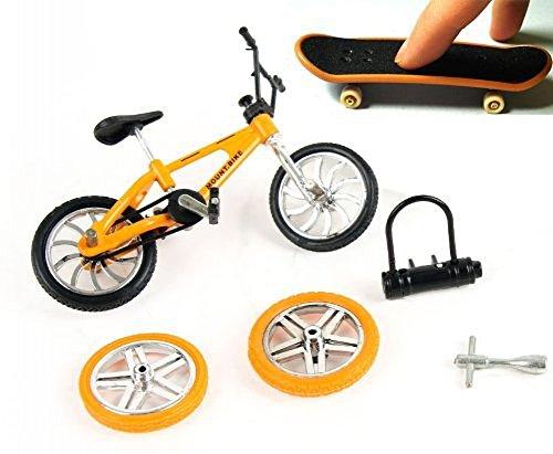 KT Stunt Finger Bike & Skateboard Set mit Zubehör