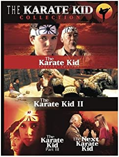 The Karate Kid Collection: Four Film Set