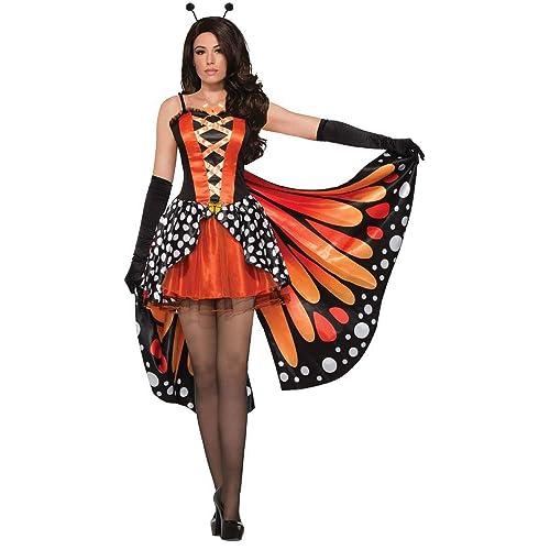 570225c04c7 Adult Butterfly Costume: Amazon.co.uk