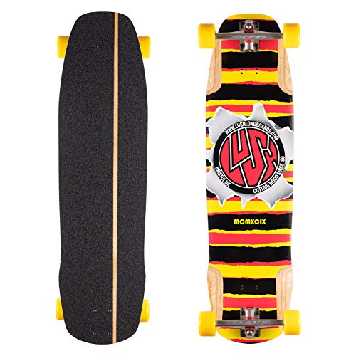 Lush Longboard Komplettboard The Burner 36.5
