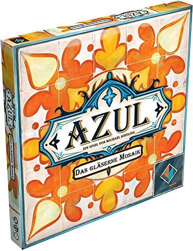 Pegasus Spiele 54812G - Azul: Das gläserne Mosaik [Erweiterung] (Next Move Games)