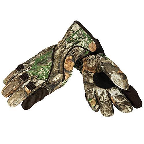 Deerhunter Muflon Leichte Handschuhe Realtree Rand