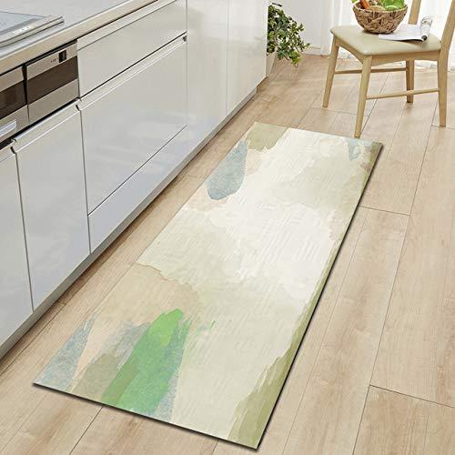 NGHXZ keukentapijt, 3D, 1 stuk, antislip, tapijt voor woonkamer, slaapkamer, hal, tapijt