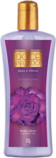 Hidratante Corporal Doce Pecado Passion Flower - 300ml Agua de Cheiro