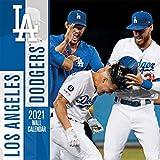 Los Angeles Dodgers 2021 Calendar