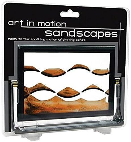 Westminster Sandscapes Art In Motion, Orange by Westminster
