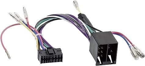 meins24 ohg compatible con OPEL Astra H, Corsa D, Zafira B, Antara, Tigra, Astra Twin Top color negro brillante M/ódulo doble DIN
