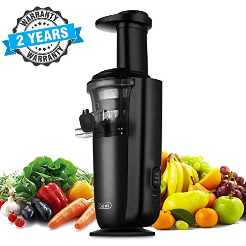 Find Discount Slow Juicer, Slow Masticating Juicer with Slow Press Masticating Squeezer Technology f...