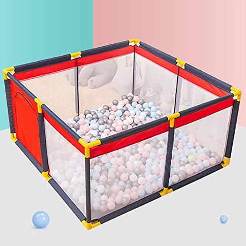 HXWL Stylo de Jeu for Les bébés Play Yard for bébé Stylo de Jeu Baby Fence Baby Play Yards Barrières et barrières for bébé - 3 Tailles (Taille : 1.3×1.3×0.65)