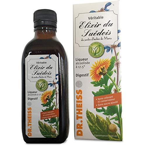Dr. Theiss Elixir du Suédois Liqueur 17,5° 200 ml