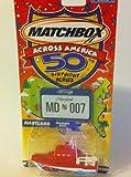 Matchbox Across America 50th Birthday Series, Maryland - Crabbing Boat