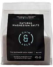 Caim & Able Magnesium Flakes Bulk 2kg - Pure Unscented Natur