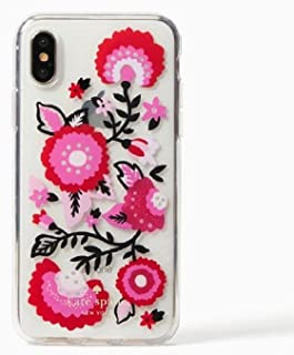 Kate Spade New York Jeweled Garland Comold Case for iPhone X