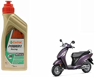 castrol Power1 10W-50 4T 1 Litre Scooter Engine Oil forHonda Activa-i