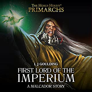 First Lord of the Imperium cover art