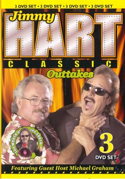 Jimmy Hart Classic Outtakes Triple DVD with Mike Graham