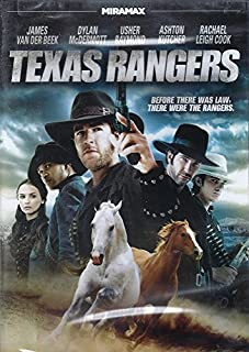 Texas Rangers by James Van Der Beek