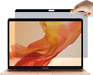 Macbook 12 インチ用 2016 2017 2018 2019年モデル マグネット式 フィルター プライバシー のぞき見防止 フィルム 反射防止 ブルーライトカット 傷防止 両面使用