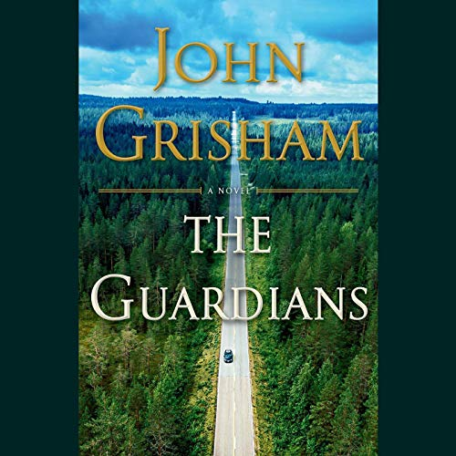The Guardians audiobook cover art