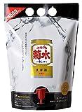 菊水酒造 (株) 菊水 ふなぐち 一番しぼり 本醸造 生原酒 スマートパウチ 1500ml×1ケース(6個入り)