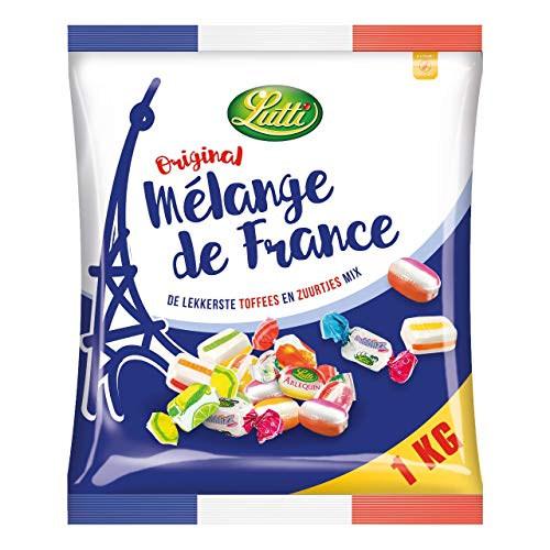 Lutti Original Melange de France – 1 kg